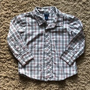 Old Navy button down long sleeve shirt